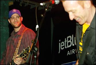 Theo Epstein and Bill Janovitz