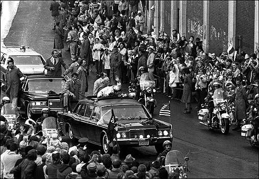 The pope's motorcade passed through Uphams Corner in Dorchester. The route of the motorcade was considered carefully so that the pope's vehicle would be within 10 minutes of a major hospital in the event something happened to him.