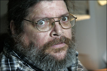 Joe Allen of Vermont said his disability claim was denied twice.
