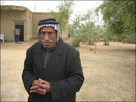 ''Life always has been hard, and we always have been poor,'' said Sheik Humaid Sagban, who has led his clan in Buaraif, Iraq, for nearly 4½ decades.
