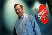 Staples founder Tom Stemberg