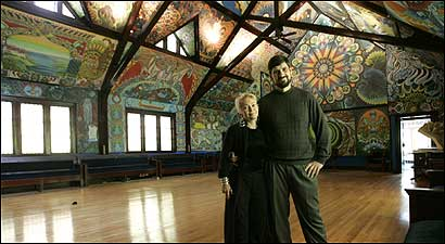 Ekaterina Sorokina and Nicholas Shaplyko spent two years creating their live-in museum.
