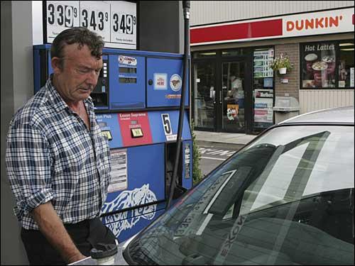 Irish gas customer