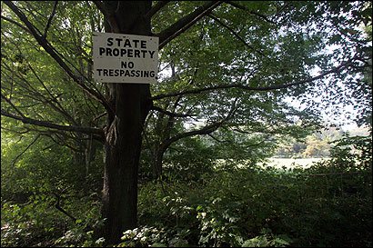 Since 2000, police have made 120 arrests for trespassing at the 500-acre site of the former Danvers State mental hospital.