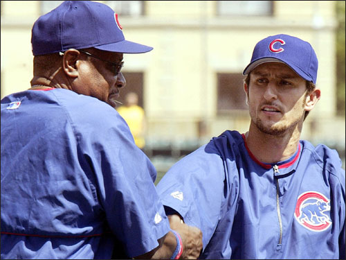 """Trading Nomar Garciaparra at the July 31 deadline was the defining moment of Theo's tenure thus far in Boston, and there can be no questioning it helped Boston win its first World Series in 86 years. He dealt the team's marquee player """"in one of the most momentous transactions in the modern annals of the 103-yearold franchise,"""" wrote the Globe's Bob Hohler at the time. After making the deal, Epstein said: ''It was with mixed emotions that we let Nomar go. He's been one of the greatest Red Sox of all time.''"""