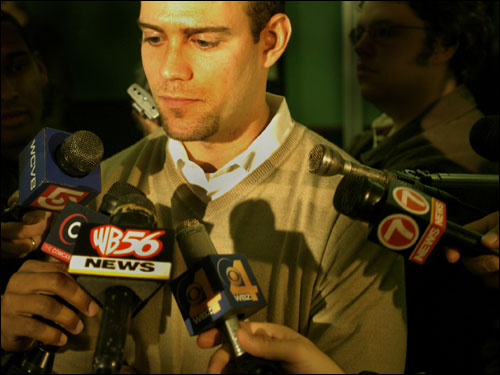A look back at Theo Epstein's second, and most successful, season with the Red Sox -- 2004.