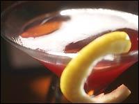 Pop Culture Martini
