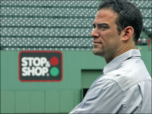 A look back at Theo Epstein's third season with the team -- 2005.