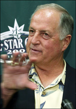 Gillick has been around the block a few times, spending time as general manager for the Mariners, Orioles, and Blue Jays during his front office tenure. Toronto won back-to-back World Series titles (1992-93) under his watch, and his 2001 Mariners team won 116 games. The 68-year-old Gillick, however, was recently named general manager of the Phillies -- so you can cross him off your list.