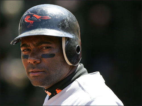 In an announcement that few expected, Miguel Tejada has stated that he is not happy with how the Baltimore Orioles have grown over his two-year tenure, and he's looking to get out. Might the Sox try to swap Manny for Tejada?