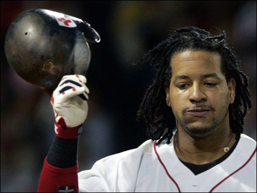 Red Sox left fielder Manny Ramirez has once again requested to be traded from Boston ... this time he supposedly means it.