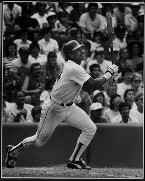 Rice had 382 career home runs, just shy of the magic 400. Hit hit more than 25 home runs in seven of his 16 seasons. His career-high was 46 dingers in 1978, the most in the majors that season.