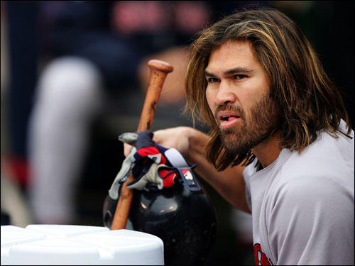 Johnny Damon shocked everyone in Red Sox Nation (including Larry Lucchino) with his decision to jump to the Yankees. His surprising move leaves the Sox scrambling for a center fielder. Here are some options ... (Text by Globe and Boston.com staff)