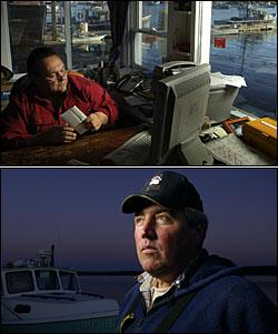 Steve Morse and Doug Pilon