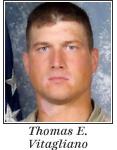 US Army Staff Sergeant Thomas E. Vitagliano