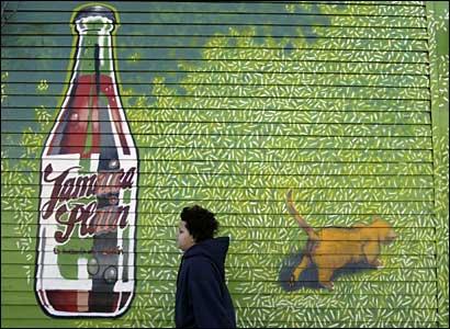 Jamaica Plain mural
