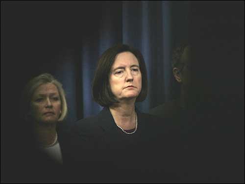 Kathleen O'Toole, Boston police commissioner