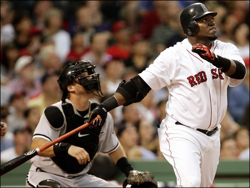 The Red Sox are said to be trying to work out an extension for David Ortiz. Should they make this a priority before spring training?