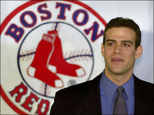 The Red Sox announce Epstein will return ''in a full-time baseball operations capacity.''