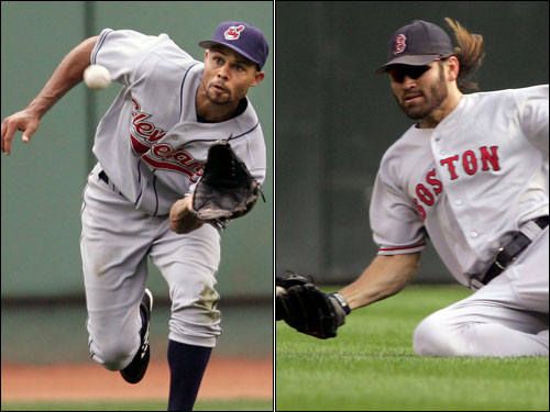 Essentially, this deal gives the Red Sox a cheaper alternative to Johnny Damon in center field. While Damon will make $13 million, Crisp will likely net $3 million. But is Crisp as good as Damon?
