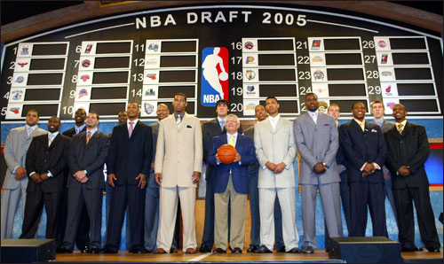 In addition to the seven players involved in the deal, there were also draft picks exchaged. The Celtics will receive a conditional first-round draft pick in 2008. The Wolves will receive two second-round picks.