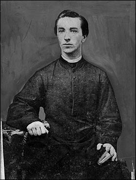 Power, who was serving in his first assignment as a priest, died in 1869 at the age of 25, reportedly of pneumonia.