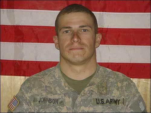 Sergeant Joshua A. Johnson, 24, Richford, Vt.