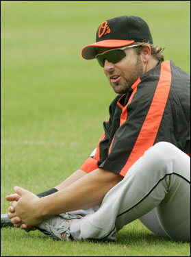 Millar signed with the Orioles this offseason.