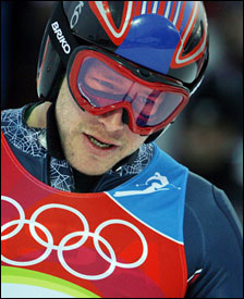 Bode Miller received one DQ and zero medals in five events in Turin.