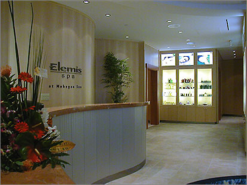 Elemis Spa at Mohegan Sun