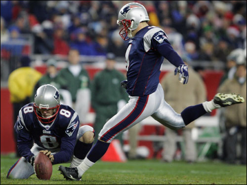 Adam Vinatieri is the all-time leading scorer in Patriots history, and is widely considered one of the best clutch kickers in NFL history. Let us walk you through each of his 20 game-winning kicks for the Patriots ... and his lone winning kick for the Colts.