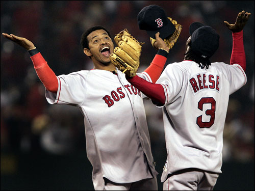 Cabrera made a significant impact with the Red Sox after being dealt to Boston on July 31, 2004. He provided spectacular defense and hit .294 with the Sox, and .288 in the 2004 postseason. He was passed over in favor of Edgar Renteria in the offseason and is currently a member of the Angels.