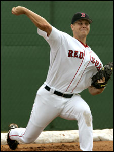 Tremendous expectations have been placed on Jon Papelbon.