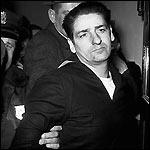 A Globe file photo of Boston Strangler Albert DeSalvo