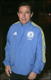 Boston Marathon director Dave McGillivray has run the race for 19 years.