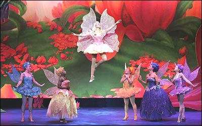 'Barbie Live! in Fairytopia'