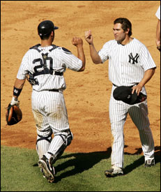 Johnny Damon returns tonight with Jorge Posada and the rest of the Yankees.
