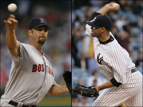 On Thursday, Tim Wakefield (2-4, 3.97 ERA) starts for the Red Sox against Shawn Chacon (4-1, 3.94 ERA). Chacon has limited opponents to one run in each of his last five starts. Wakefield's confidence and comfort on the mound seemingly returned with catcher Doug Mirabelli. Wakefield pitched seven strong innings (allowing three runs) against the Yankees earlier in the month.