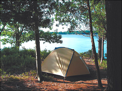 Beal Island Campground