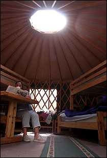 camping on the cape   explorenewengland