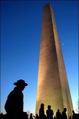 Climb the 294 steps to the top of the Bunker Hill Monument for unparalleled views of the Boston skyline.