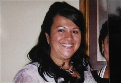 Milena Delvalle, shown here in a 2005 photo, was killed when a section of the Mass. Pike tunnel collapsed on her while she was riding in a car.