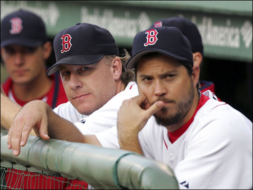 The Red Sox are the only team without a shutout in 2006. Their last shutout was 141 games ago, July 23, 2005, against the White Sox in Chicago (Wade Miller beat Orlando Hernandez, 3-0). Every other major league team has at least two shutouts in 2006.