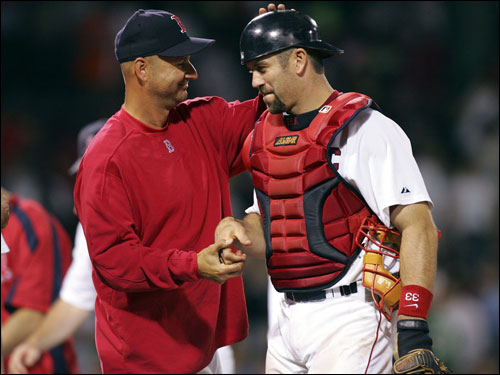 The Red Sox are 20-9 in the first games of series, 11-2 at Fenway Park.
