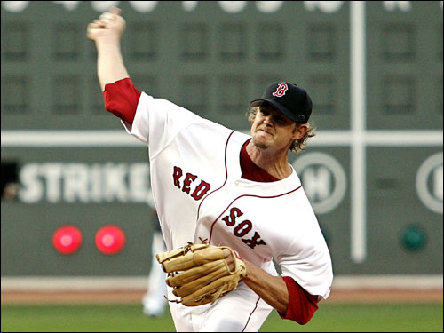 The Red Sox counter with their fifth spot in the rotation, currently occupied by Kyle Snyder. The fifth spot in the rotation is 0-3 in the last three starts.