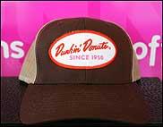 New retro-styled Dunkin Donuts baseball cap