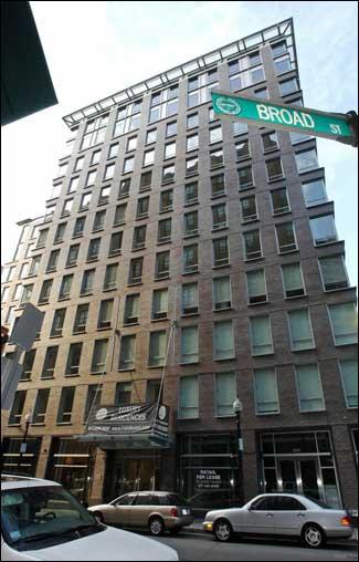 80 Broad Street called Folio Boston