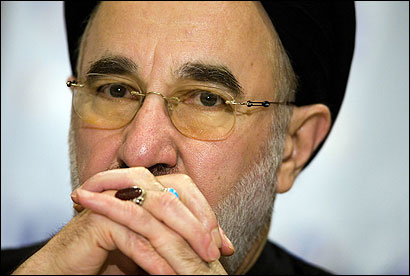 Mohammad Khatami has sought to foster friendship between Iran and the West, while respecting Iran's hard-line clerics.