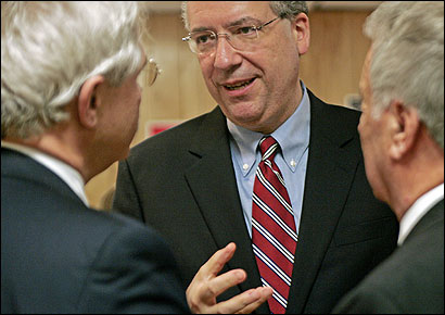 Christopher Gabrieli ran for Congress in 1998 and lieutenant governor in 2002.