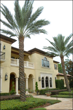 The home of Doc Rivers in Winter Park, Fla.